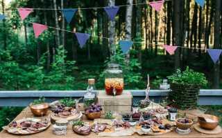 Лесная свадьба воплотит душевность и таинственность природы
