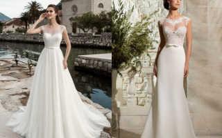 Невеста-дюймовочка или свадебное платье на маленький рост