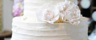 Как сделать торт на годовщину свадьбы своими руками