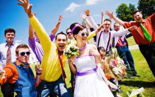 Свадьба в стиле стиляги – безбашенный отрыв